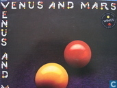 Disques vinyl et CD - Wings - Venus and Mars