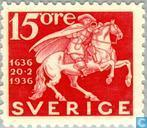 Postzegels - Zweden [SWE] - 300 Years of Postal Service