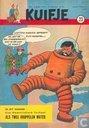 Comic Books - Kuifje (magazine) - de heldhaftige musketier