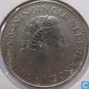 Coins - the Netherlands - Netherlands 1 gulden 1968