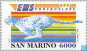 Timbres-poste - Saint-Marin - EMS