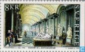 Postage Stamps - Sweden [SWE] - Museum King Gustaf III Stockholm