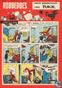 Comic Books - Robbedoes (magazine) - Robbedoes 1035
