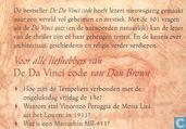 Livres - Quiz - Het Da Vinci Quiz Boek