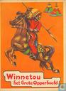Comic Books - Winnetou en Old Shatterhand - Winnetou het grote opperhoofd