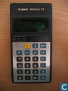 Calculators - Canon - Canon Palmtronic F2