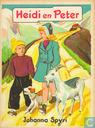 Bandes dessinées - Heidi - Heidi en Peter