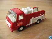 Model cars - Tonka - Pumper Fire Truck