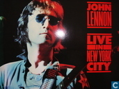 Platen en CD's - Lennon, John - Live in New York