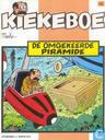 Strips - Kiekeboes, De - De omgekeerde piramide