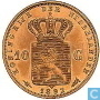 Netherlands 10 gulden 1892