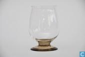 Glas / Kristall - Kristalunie - Huygens Voetbeker fumi 100 mm
