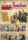 Comic Books - Kuifje (magazine) - ivanhoe