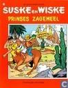 Strips - Suske en Wiske - Prinses Zagemeel
