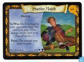 Cartes à collectionner - Harry Potter 2) Quidditch Cup - Practice Match