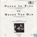 Schallplatten und CD's - Mellencamp, John - Paper in fire
