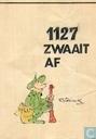 Comic Books - Agent 1127 - 1127 zwaait af