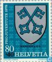 Postage Stamps - Switzerland [CHE] - Heraldic Arms