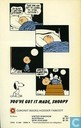 Strips - Peanuts - You've got it made, Snoopy
