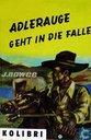 Books - Arendsoog - Adlerauge geht in die Falle