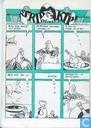 Comic Books - In de [gekleurde] omelet (tijdschrift) - In de groene omelet