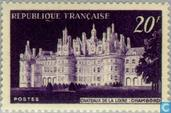 Postzegels - Frankrijk [FRA] - Slot Chambord