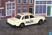 Modellautos - Norev - Volvo 264 Deense politie
