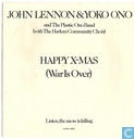 Platen en CD's - Lennon, John - Happy X mas