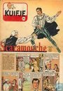 Strips - Kuifje (tijdschrift) - scaramouche