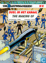 Strips - Arme Lampil - Duel in het Kanaal - The Making of