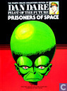 Comic Books - Dan Dare - Prisoners of Space
