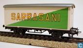 "Model trains / Railway modelling - Märklin - Gesloten wagen ""Sarrasani"""