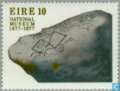Briefmarken - Irland - Nationalbibliothek