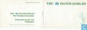 Miscellaneous - NRC Handelsblad - Doublure van CW 2293 637 Proefabonnement NRC Handelsblad
