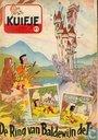 Comic Books - Kuifje (magazine) - de ring van baldewijn de eerste