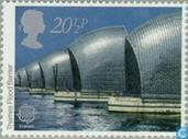 Postage Stamps - Great Britain [GBR] - Europe – Human Genius