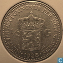 Coins - the Netherlands - Netherlands ½ gulden 1928