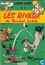 Strips - Lucky Luke - Les Rivaux de Painful Gulch