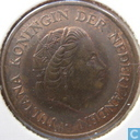 Coins - the Netherlands - Netherlands 5 cents 1975