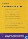 """C000562 - CNV """"Ik Neem Me Voor Om...."""""""