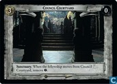 Trading cards - Lotr) Promo - Council Courtyard - Promo