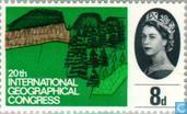 Briefmarken - Großbritannien [GBR] - Geographische Congress