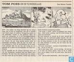 Comic Books - Bumble and Tom Puss - Tom Poes en de tijwisselaar