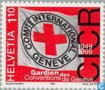 Postage Stamps - Switzerland [CHE] - 50 years Geneva Conventions