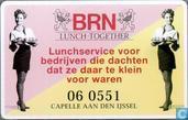 BRN, Lunchservice voor bedrijven...