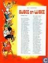 Comics - Suske und Wiske - Prinses Zagemeel