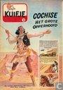 Bandes dessinées - Kuifje (magazine) - cochise