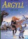 Comic Books - Argyll - Het spoor