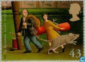 Timbres-poste - Grande-Bretagne [GBR] - Livres pour enfants