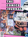 Bandes dessinées - Comics Journal, The (tijdschrift) (Engels) - The Comics Journal